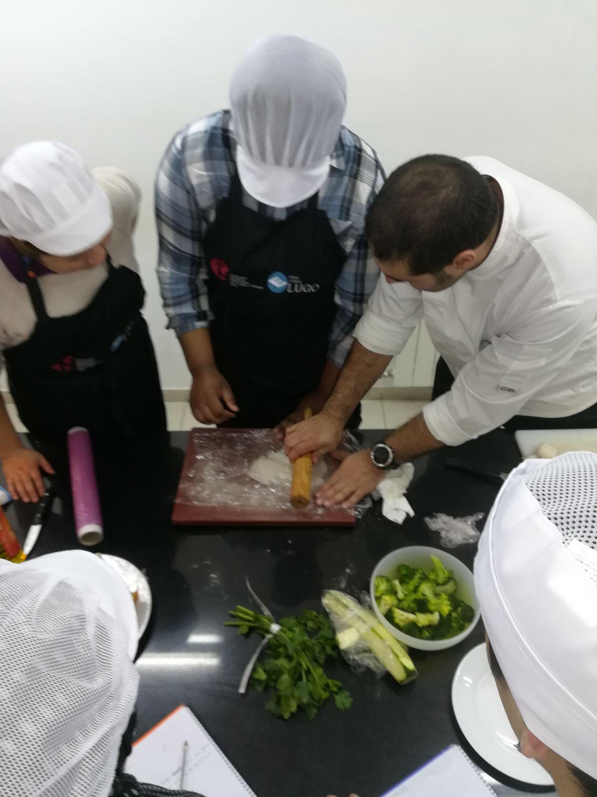 Curso operaciones b sicas de cocina - Curso cocina basica ...